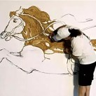 Million toothpick image of horse makes Guinness Book of Records