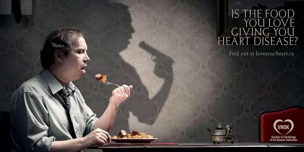 Russian Heart Disease Ads