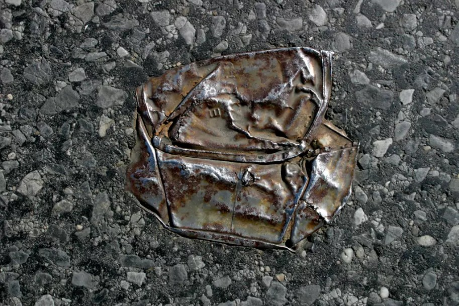 Asphalt Archaeology