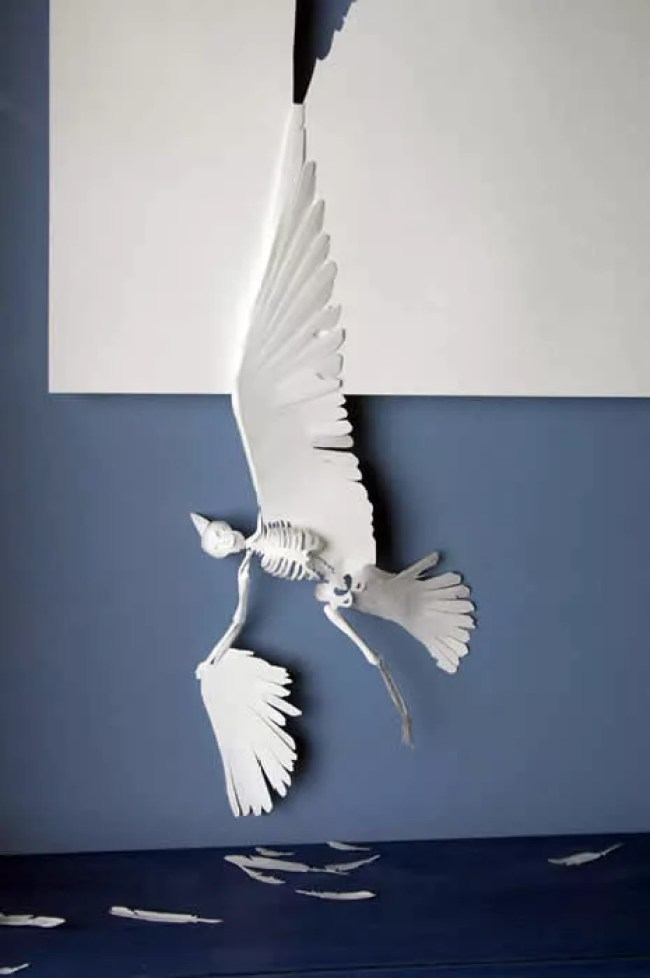 The Papercut artwork of Danish artist Peter Callesen 05