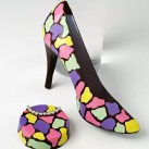 Chocolate shoes …