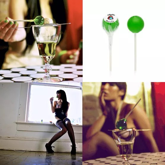 Absinthe – legal, delicious, and on a stick – Lollphile