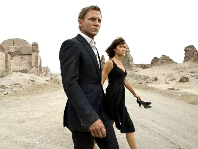18258 Anagrams for Quantum of Solace