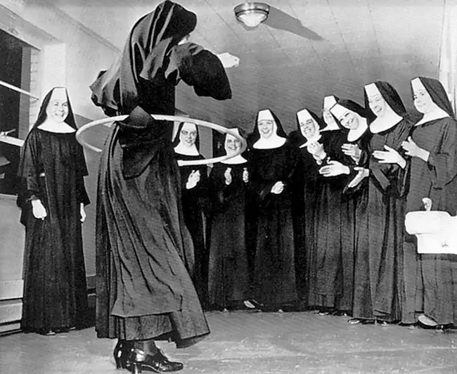Nuns, Guns and Seminary Girls