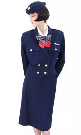 Air Hostess Uniforms: Jau