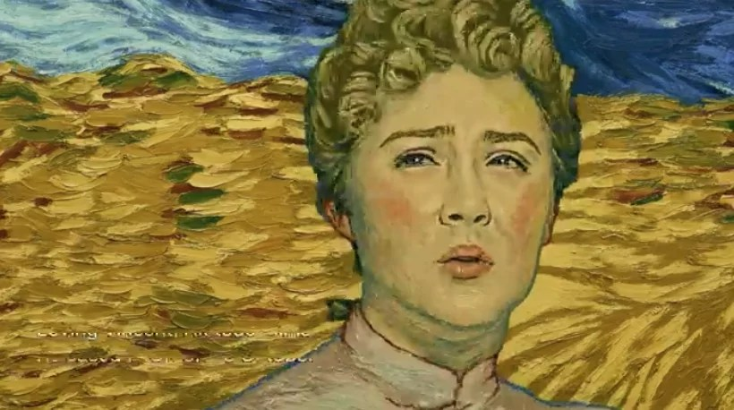 loving vincent the first fully painted film