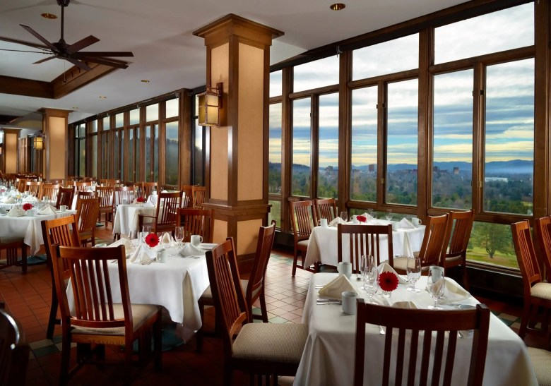 Grove Park Inn Restaurants