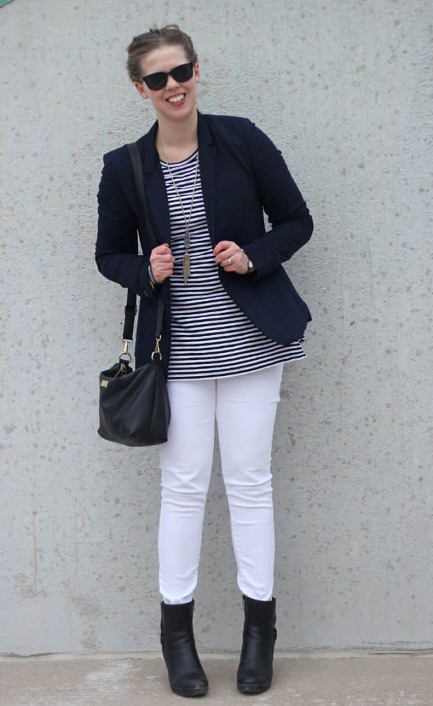 white-jeans-striped-tunic-navy-blazer-2