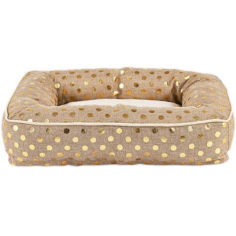 Harmony memory foam nester dog bed image, pet gift ideas