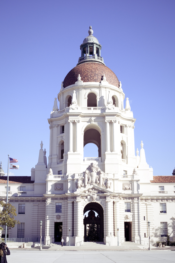 Pasadena city hall.