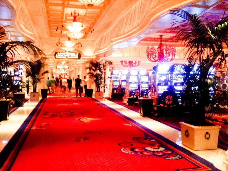 Hotel Wynn, Las Vegas.