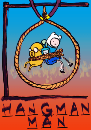 challenge hangman man