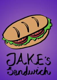 item jake sandwich