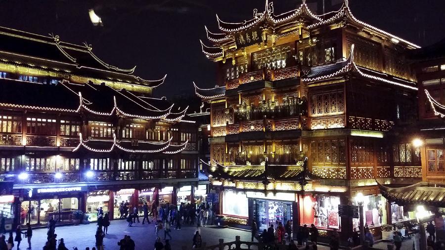 Yu Yuan, Shanghai.