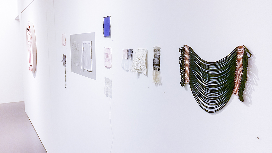 The Hands That Remember by Izziyana Suhaimi at Fost Gallery, Singapore.