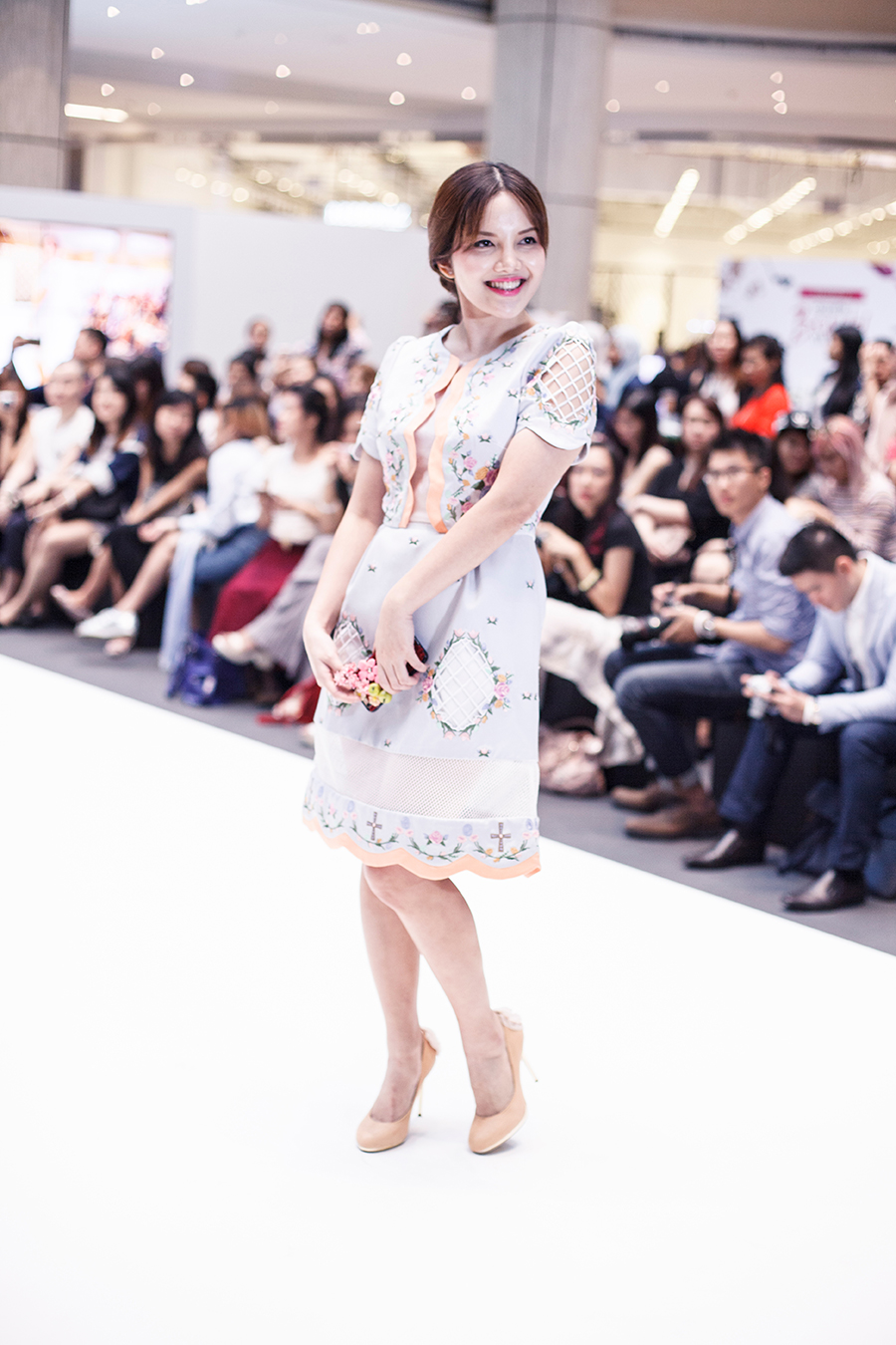 Pretty Woman Catwalk at Clozette Style Party 2016 in Suntec City. #ClozetteStyleParty