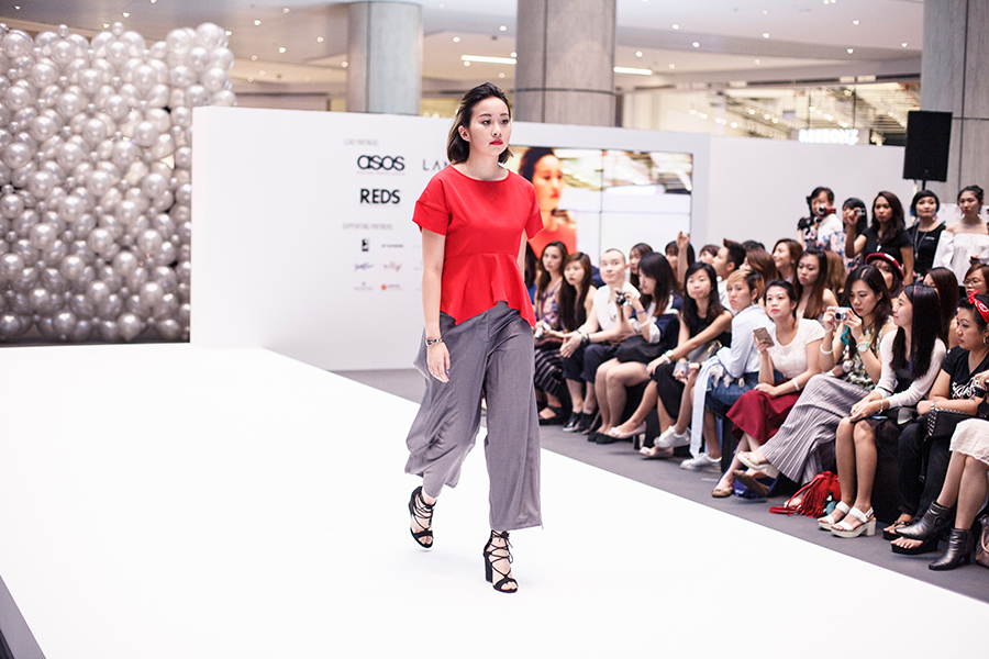Modern Muse Catwalk at Clozette Style Party 2016 in Suntec City. #ClozetteStyleParty