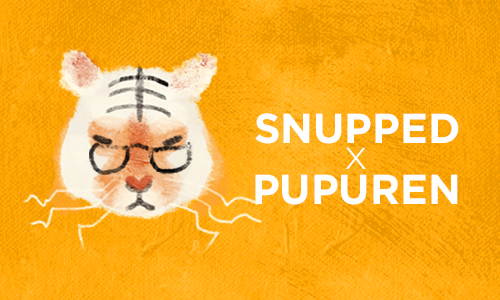 Buy pupuren designs at Snupped.com