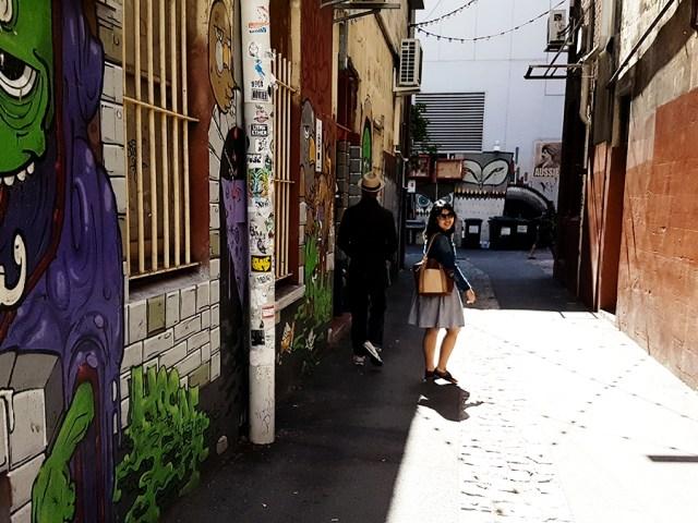Murals in Perth Australia.