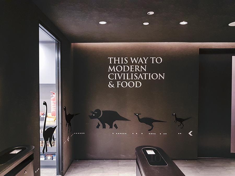 Exit at Lee Kong Chian Natural History Museum.