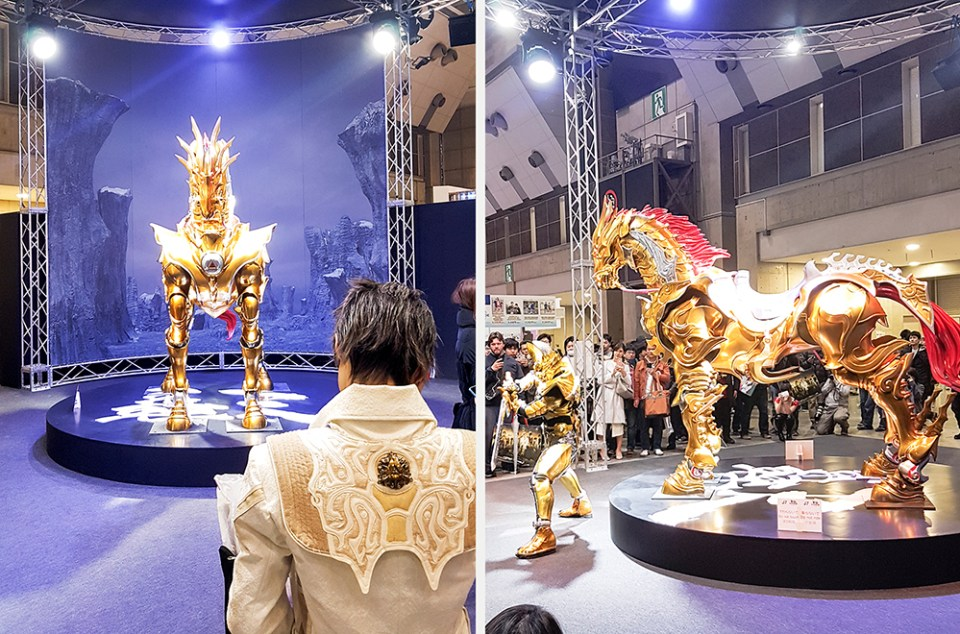 Anime Japan Expo 2017, Big Sight Tokyo.