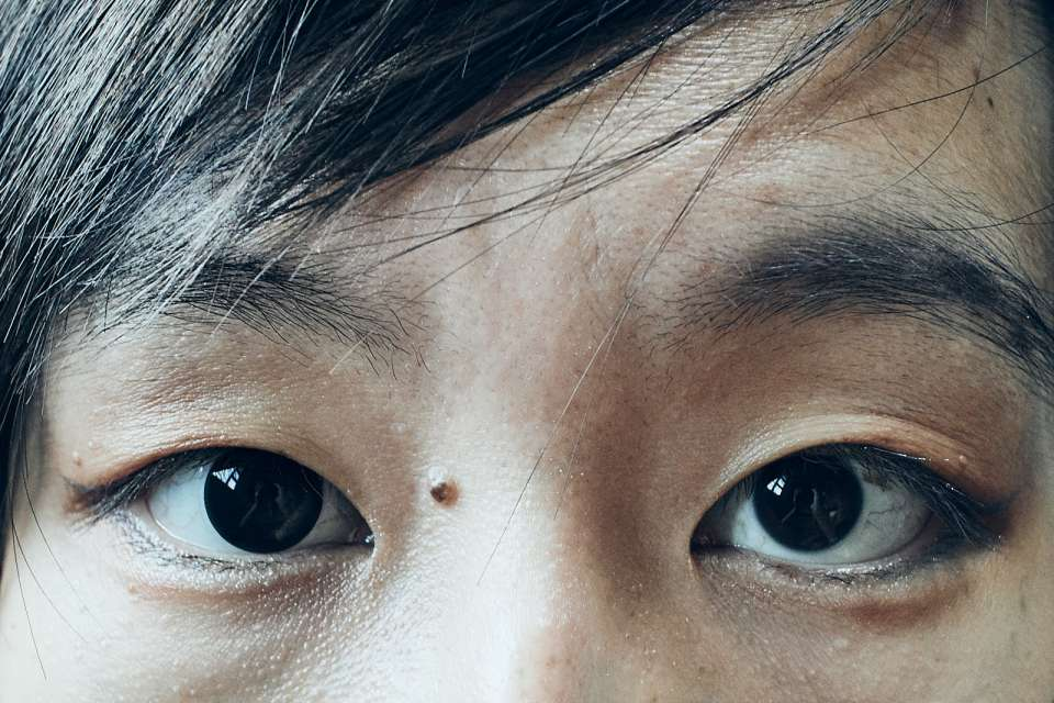 Black circle lenses from lenscircle.com