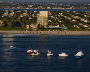 The Hilton Hotel Singer island Florida