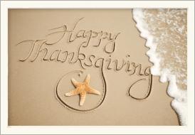 Thanksgiving with Pura Vida Divers