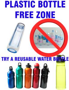Plastic bottle free