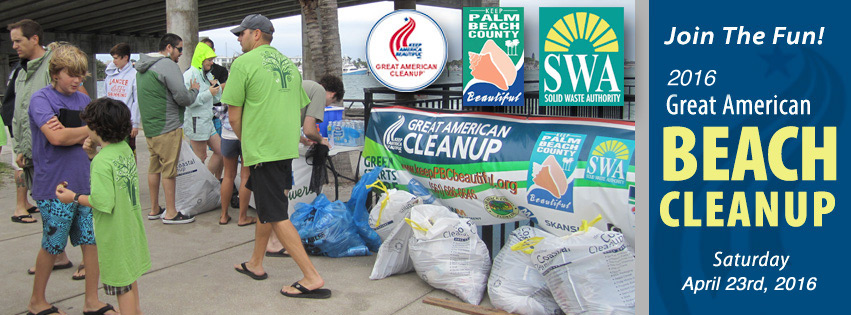 2016 Great American Cleanup