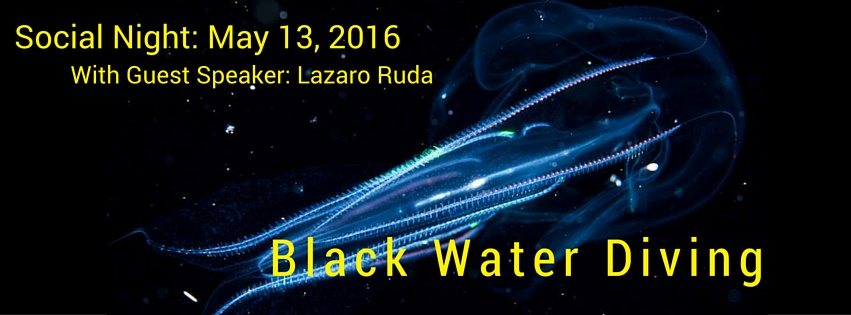 Black Water Drift Dive Presentation