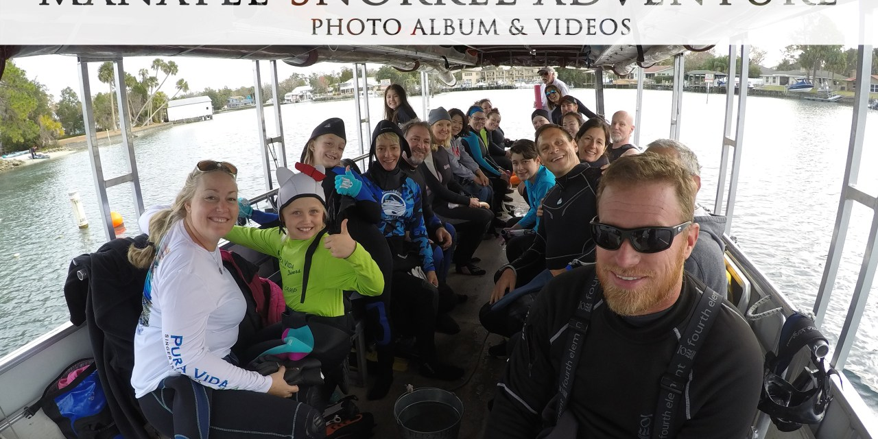 2018 Manatee Trip Photo Album