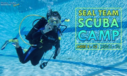 SEAL TEAM SCUBA CAMP
