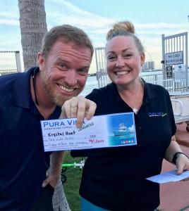 Boat Name Winner Gift Certificate