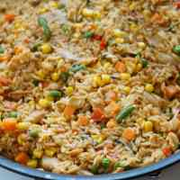 Arroz Con Pollo Easy Costa Rican Recipe