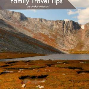 Mount Evans Colorado- Family Travel Tips