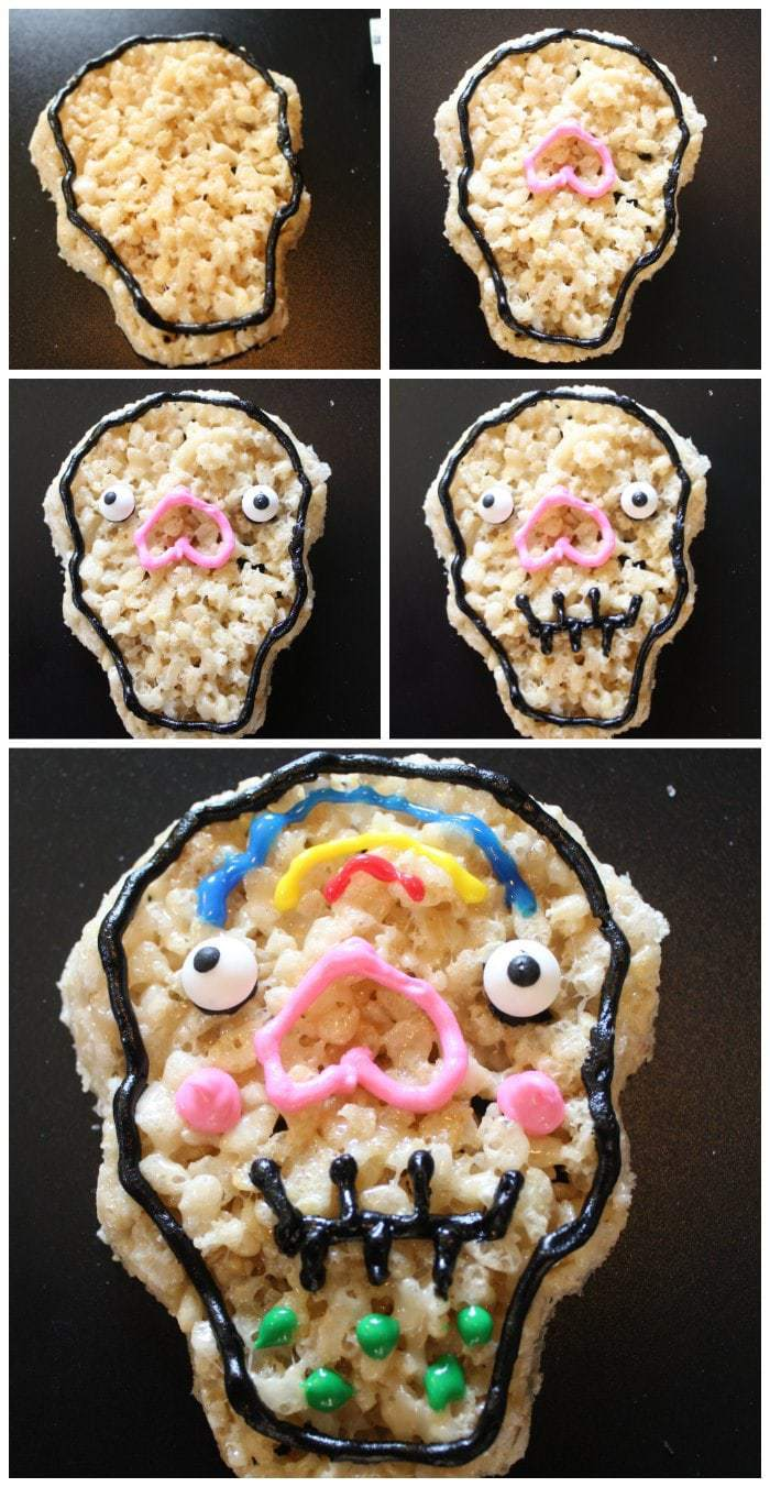 Skull Decorating How To