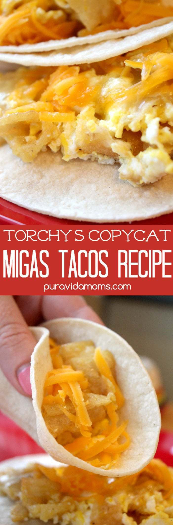 Torchy's Copycat Migas Tacos Recipe