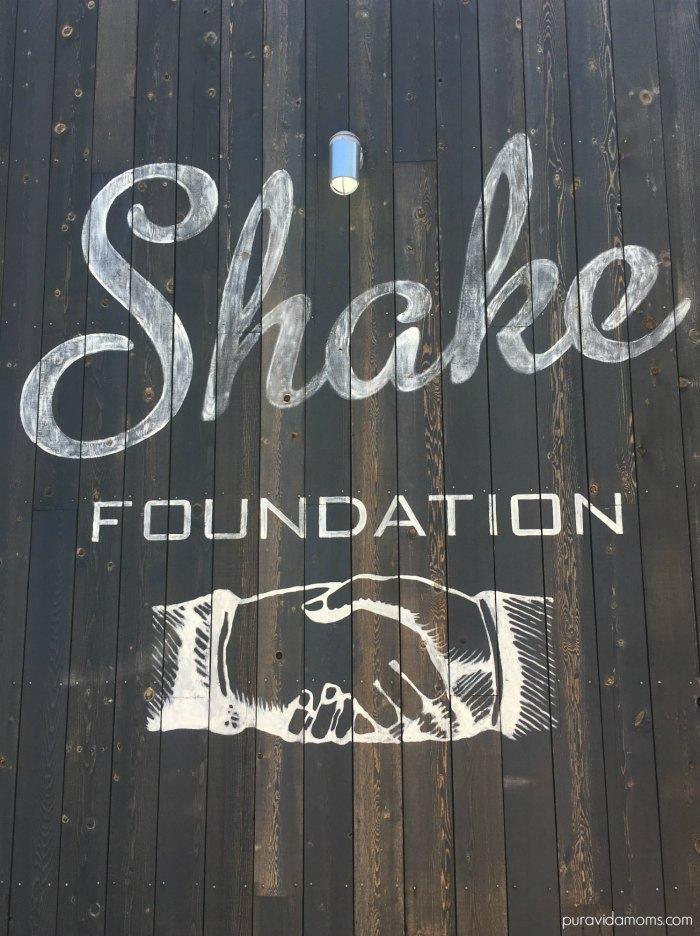 Shake Foundation Santa Fe New Mexico