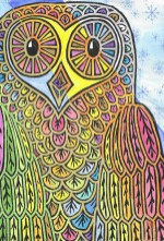 Emma-Louise Grinsted - Changing Seasons Owl