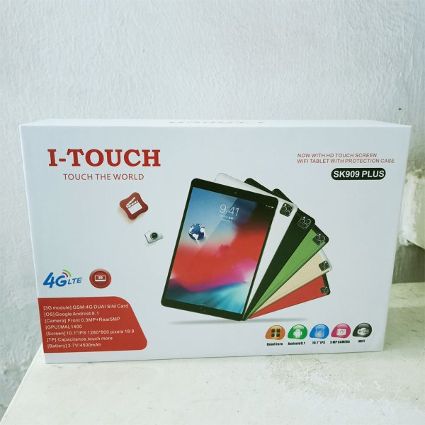 itouch tab