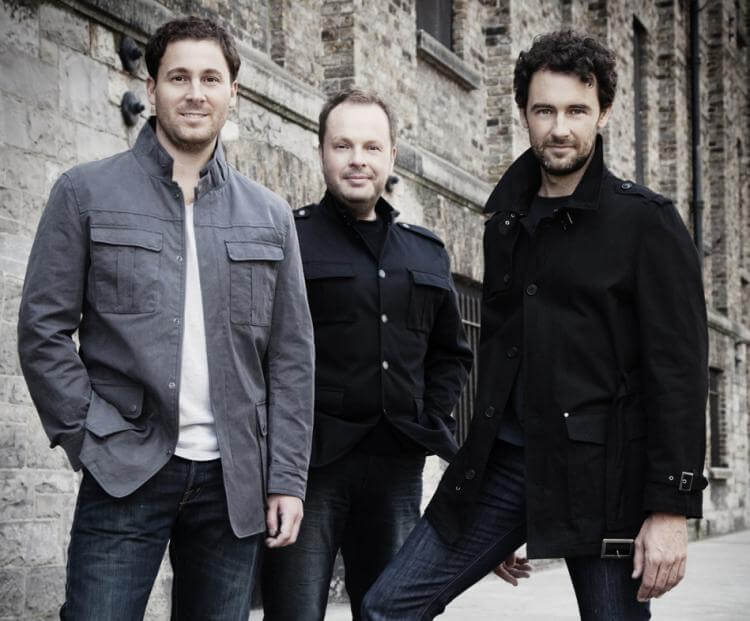 The Celtic Tenors @ The Mary Winspear Centre - Feb 28, 2017 Sidney BC