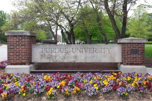 Purdue Sign