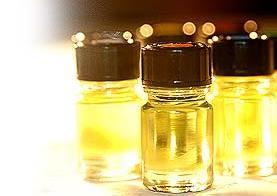 Les frictions d'huiles essentielles