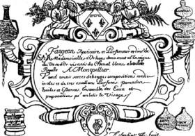 Les secrets de beauté de Fargeon, parfumeur de Marie-Antoinette