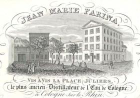 L' eau de Cologne : les origines