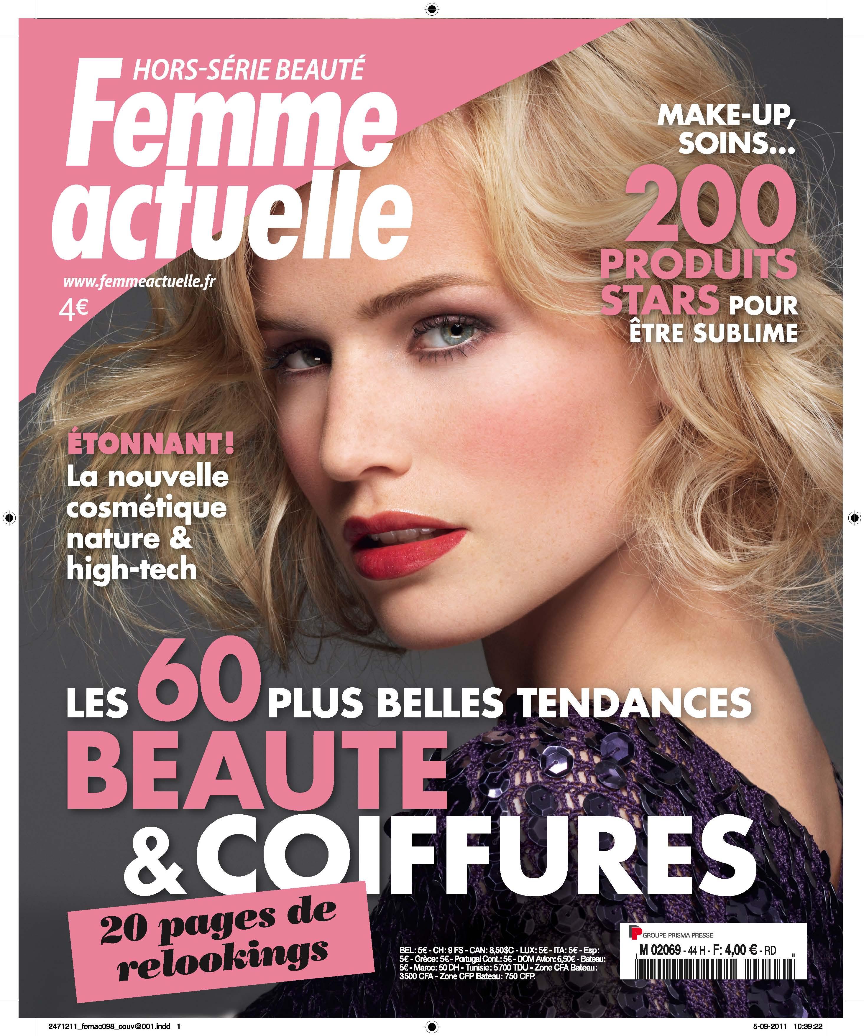Femme Actuelle A Change Pure Beaute