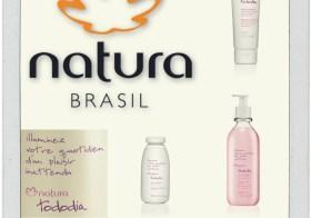 Amande et mûre de la gamme Tododia de Natura Brasil