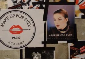 Make Up For Ever : la marque de make-up la plus arty a 30 ans