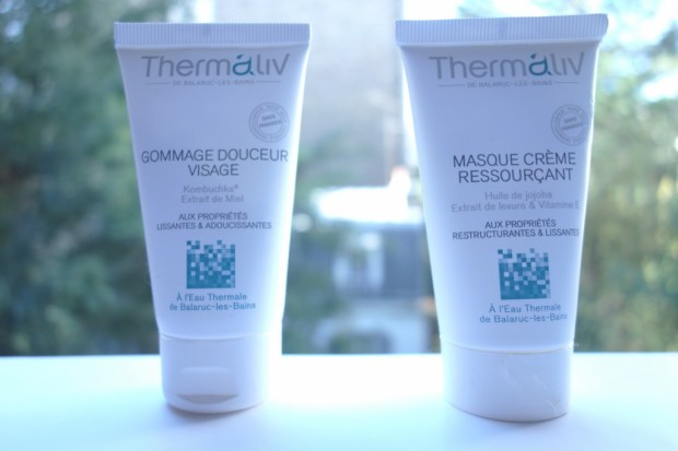 Thermaliv - gommage et masque
